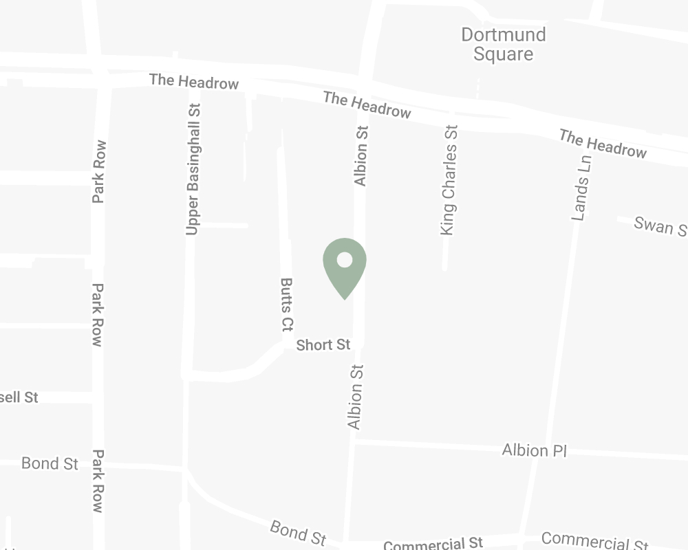 Leeds Refills - Fabrication - Albion Street